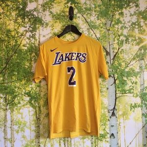 Lakers basketball shirt